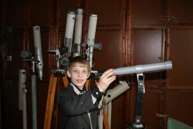 Теперь мой телескоп дает